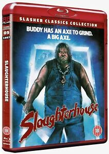 BLU-RAY! SLAUGHTER HOUSE