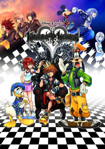 Kingdom Hearts 1.5 Remix for PS3