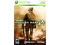Call Of Duty Modern Warfare 2 Xbox 360 + 48 Hour Xbox Live Membership