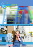 House cleaner/handyman services