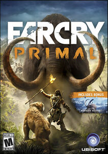 PC Gaming - PC DVD Online (Brand New) FarCry Primal