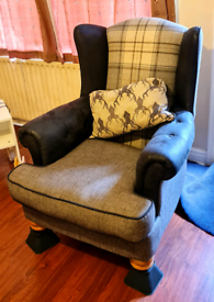 Highback Wingback Chair for Sale New
