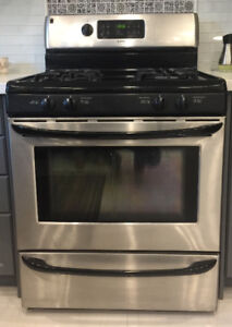 Kenmore Gas stove - self cleaning