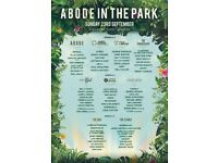 Abode In The Park Tickets (Finsbury Park)
