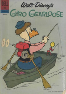 Walt Disney Gyro Gearloose #1