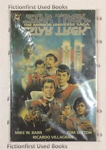 "Graphic Novel: ""Star Trek: Mirror Universe Saga"""