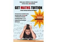 Maths tutor tuition