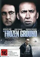 The Frozen Ground - Nicholas Cage John Cusack Vanessa Hudgens DVD Marrickville Marrickville Area Preview