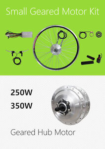 ELECTRIC BICYCLE KIT (GERMAN ENGINEERED)