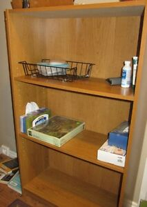 Sturdy bookcase for sale.