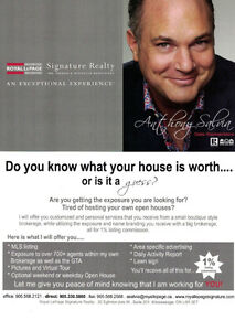 Looking for a Real Estate Agent who actually works for You???
