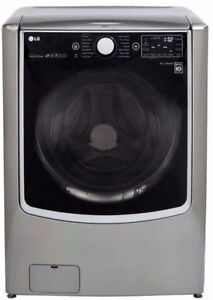 LG WM9000HVA 6.0 cu.ft. Front Load Washer [Out of Box]