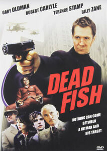 Dead Fish dvd-Excellent condition-Gary Oldman,Robert Carlyle