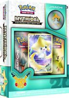 POKEMON MYTHICAL Jirachi Collection Box City of Montréal Greater Montréal Preview