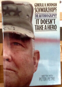 It Doesnt Take A Hero -signed Copy