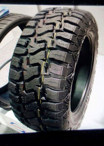 OUR NEW RUGGED TERRAIN TIRES HAVE ARRIVED!!!