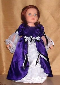 """18"""" Doll Clothes, hand made, Fit all soft bodied dolls"""