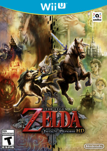 Twilight Princess HD and Breath of the Wild for Wii U