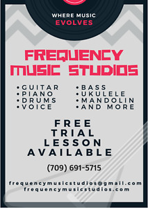 Music Lessons in Paradise
