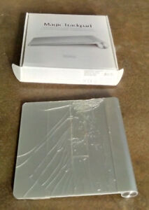 Apple Trackpad Fully Functional Cosmetically Challenged