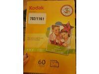 Kodak Photo Paper Glossy NEW IN PACK