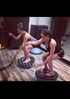 10 One Hour Personal Training Sessions $250
