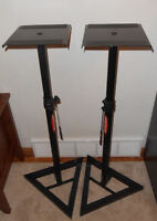 Ultimate Support Monitor Stands