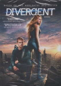 Divergent Science Fiction Adventure Movie - Brand New & Sealed!