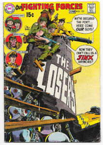 53 War Comics from the 1970s