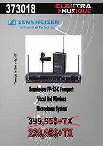 373018.....MICROPHONE SENNHEISER ....$239.95