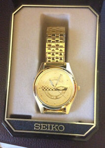 Corvette Men's Watch, Seiko, With C4 Logo