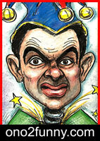 One More Chance Great Caricatures Events 2018