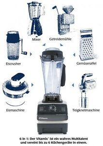 Vitamix Total Nutrition Center 3 ( Professional Series 500)
