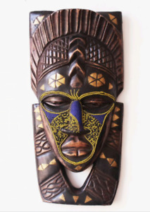 Wanted - Tribal Wooden Masks