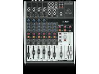 Behringer Xenyx 1204 mixer NEW AND BOXED £100 quick sale !!!!