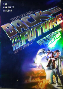 DVD - Back To The Future - Trilogy