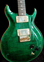 Beautiful PRS Santana III 10-TOP MINT Condition with Birds.