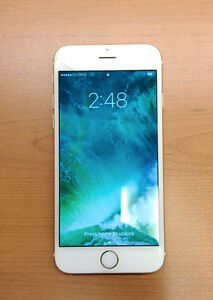 GREAT CONDITION iPHONE 6 (64GB) ROGERS