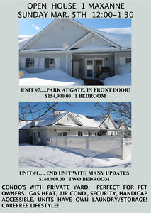 OPEN HOUSE SUNDAY MARCH 5TH NOON-1:30