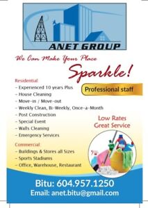 Professional Cleaning & Building Maintenanceat affordable Prices