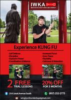 Kung Fu Thunder Bay