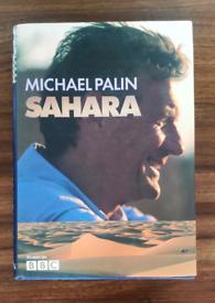 Book about Sahara