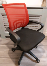 *OFFICE CHAIR - AS NEW*