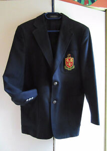 HIGH SCHOOL LCC JACKET & TIE