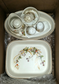 Large collection of M&S Bramble kitchenware REDUCED