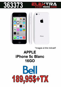 363373 | iPhone 5c 16Go Bell