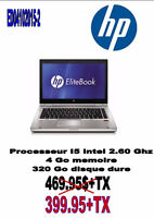 ED041020154-2...ORDINATEUR PORTABLE ( i5 ) ......$399.95