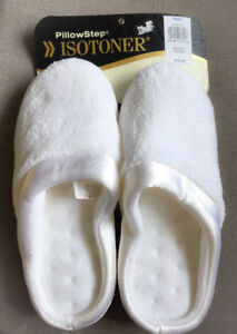 **BRAND NEW WOMEN'S ISOTONER SLIPPERS FOR SALE-SIZE 9.5/10**