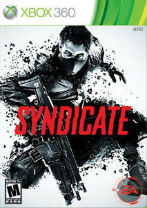 Syndicate - XBox 360 Game - NEW, Sealed