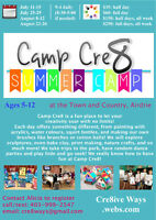 ART camp for kids - Airdrie